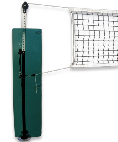First Team QUICKSET-SP Semi-Permanent Volleyball System