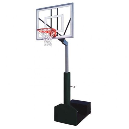 First Team RAMPAGE TURBO Portable Adjustable Basketball Hoop
