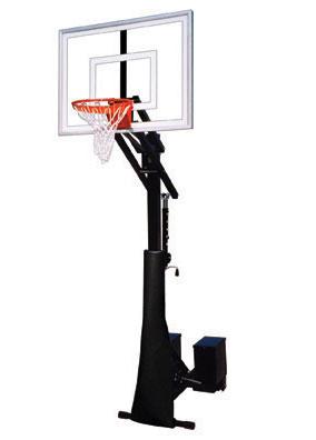 First Team ROLLAJAM TURBO Portable Adjustable Basketball Hoop