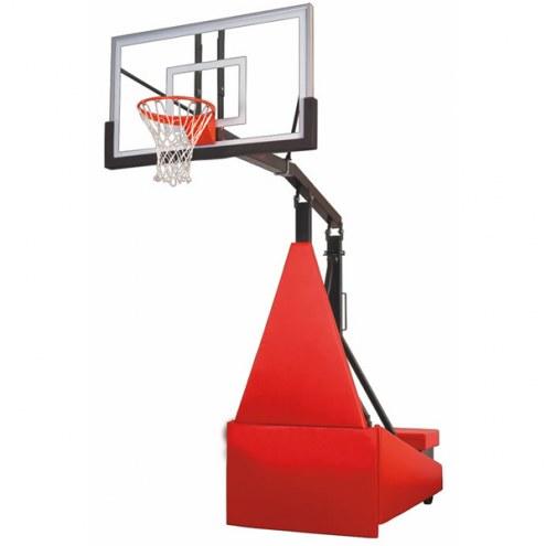 First Team STORM SELECT Portable Adjustable Basketball Hoop