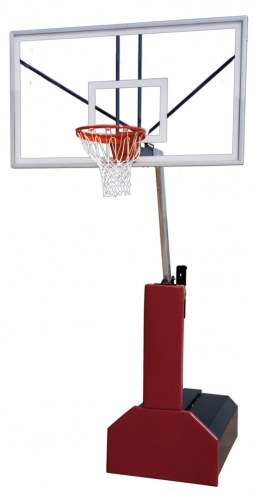 First Team THUNDER ARENA Portable Adjustable Basketball Hoop