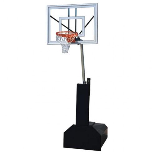 First Team THUNDER ULTRA Portable Adjustable Basketball Hoop