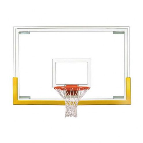 First Team TRADITION Gymnasium Basketball Backboard Package