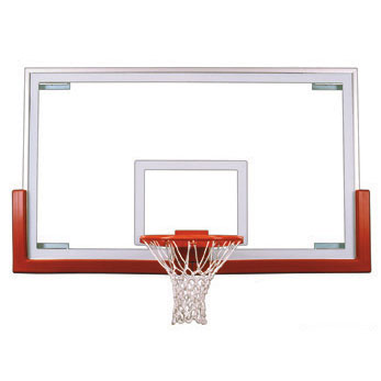First Team VICTORY Gymnasium Basketball Backboard Package