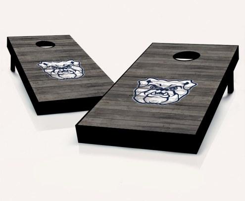 Butler Bulldogs Cornhole Board Set