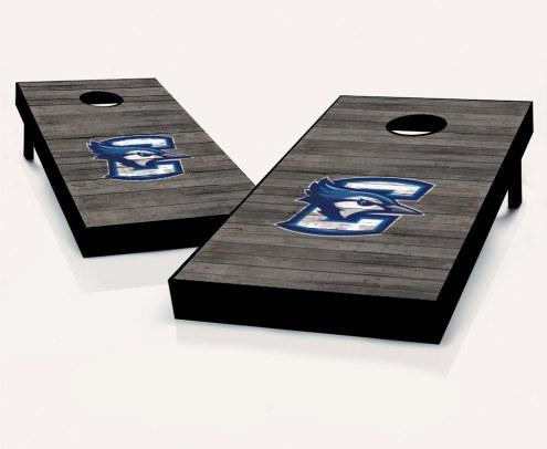 Creighton Bluejays Cornhole Board Set
