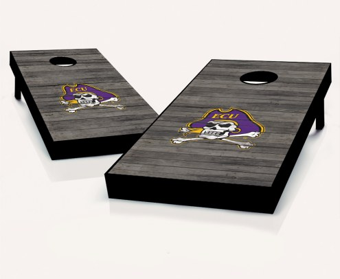 East Carolina Pirates Cornhole Board Set