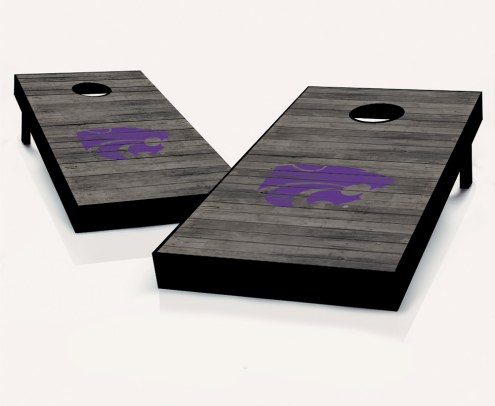 Kansas State Wildcats Cornhole Board Set