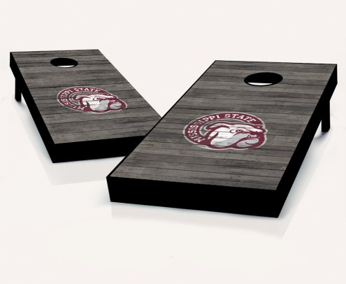 Mississippi State Bulldogs Cornhole Board Set
