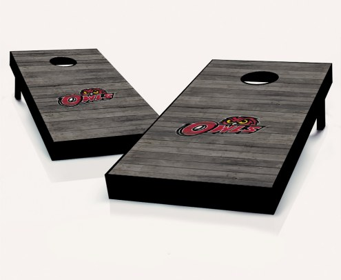 Temple Owls Cornhole Board Set
