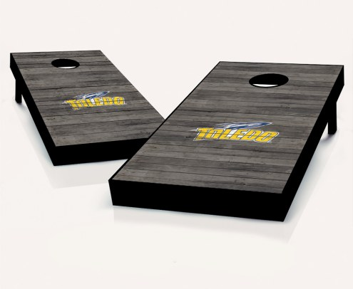 Toledo Rockets Cornhole Board Set