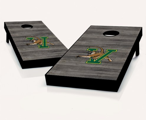 Vermont Catamounts Cornhole Board Set