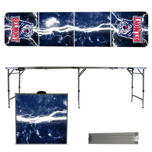 Belmont Bruins Victory Folding Tailgate Table