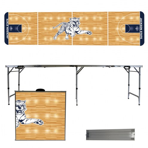Jackson State Tigers Victory Folding Tailgate Table