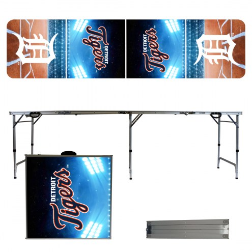 Detroit Tigers Victory Folding Tailgate Table