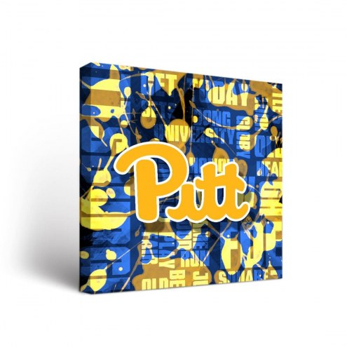 Pittsburgh Panthers Fight Song Canvas Wall Art