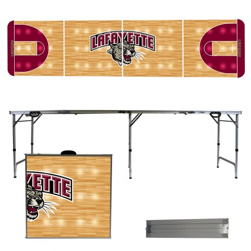 Lafayette Leopards Victory Folding Tailgate Table