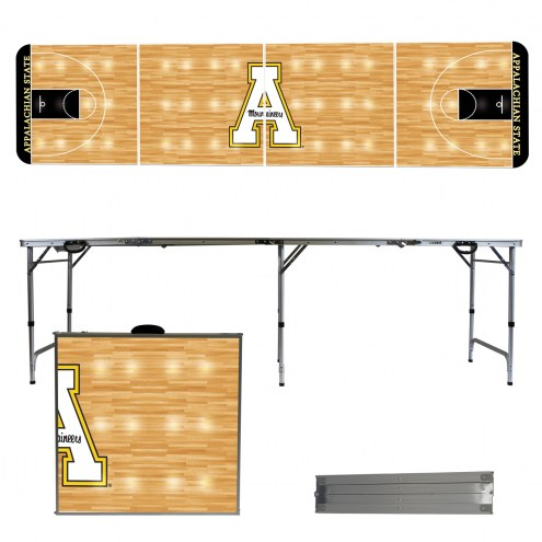 Appalachian State Mountaineers Victory Folding Tailgate Table
