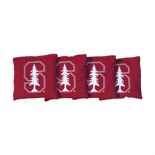 Stanford Cardinal All Weather Cornhole Bags