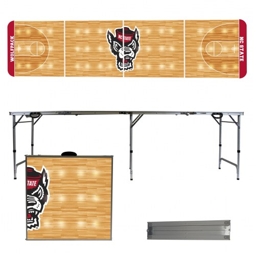 North Carolina State Wolfpack Victory Folding Tailgate Table