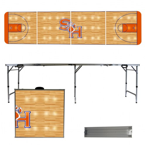 Sam Houston State Bearkats Victory Folding Tailgate Table