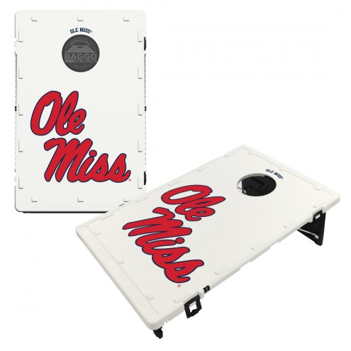 Mississippi Rebels Baggo Bean Bag Toss