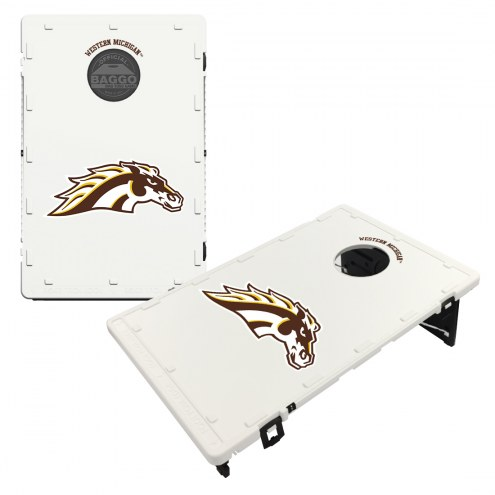Western Michigan Broncos Baggo Bean Bag Toss