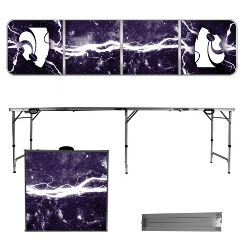 Kansas State Wildcats Victory Folding Tailgate Table