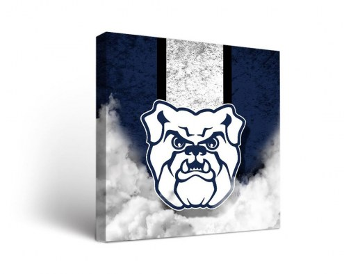 Butler Bulldogs Vintage Canvas Wall Art