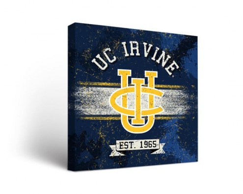 California Irvine Anteaters Banner Canvas Wall Art