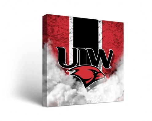 Incarnate Word Cardinals Vintage Canvas Wall Art