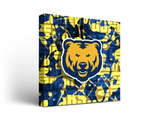 Northern Colorado Bears Fight Song Canvas Wall Art