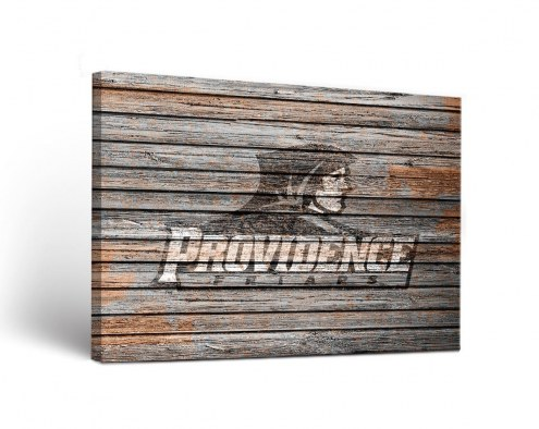 Providence Friars Weathered Canvas Wall Art