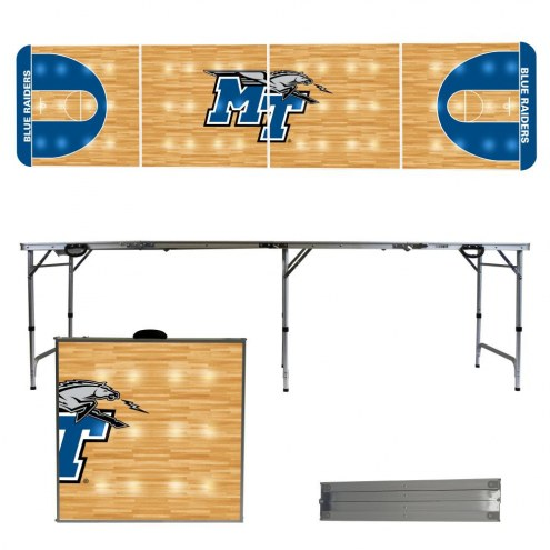 Middle Tennessee State Blue Raiders Victory Folding Tailgate Table