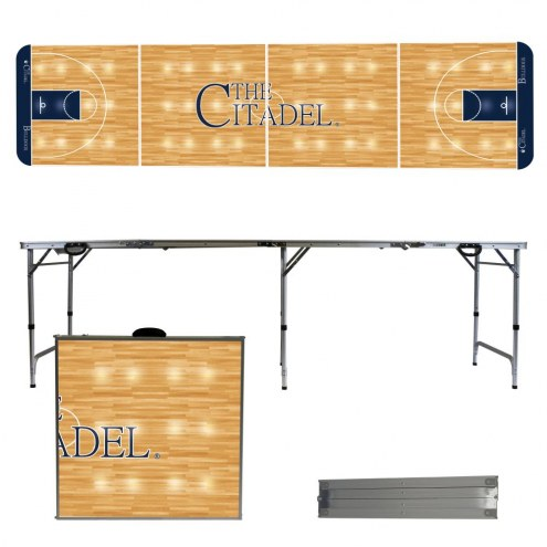 Citadel Bulldogs Victory Folding Tailgate Table