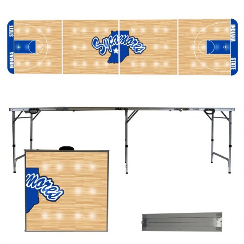 Indiana State Sycamores Victory Folding Tailgate Table