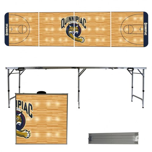 Quinnipiac Bobcats Victory Folding Tailgate Table