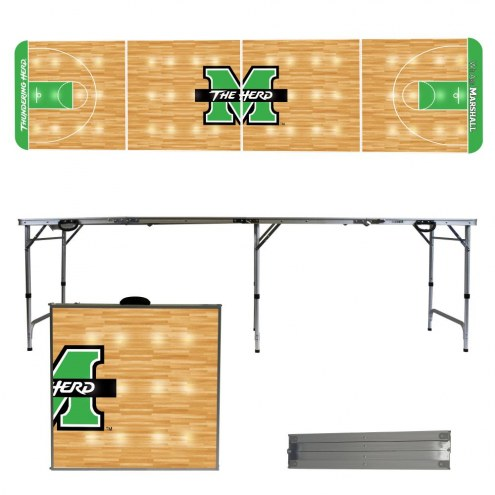 Marshall Thundering Herd Victory Folding Tailgate Table