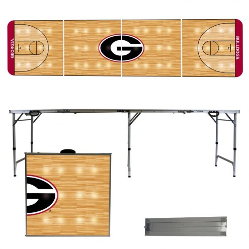 Georgia Bulldogs Victory Folding Tailgate Table
