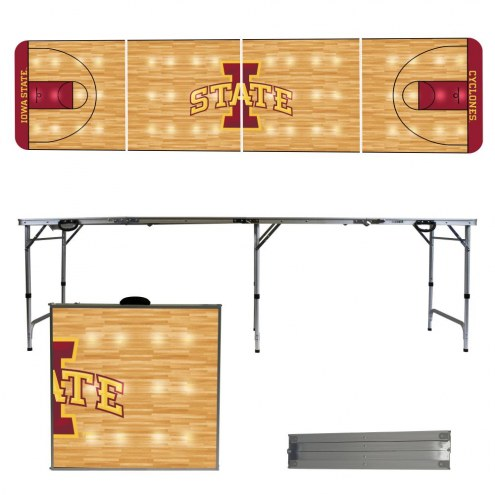 Iowa State Cyclones Victory Folding Tailgate Table