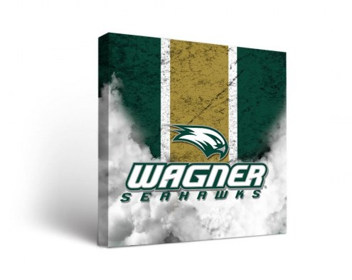 Wagner Seahawks Vintage Canvas Wall Art
