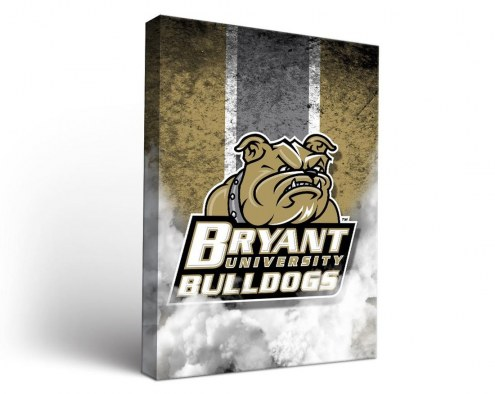 Bryant Bulldogs Vintage Canvas Wall Art