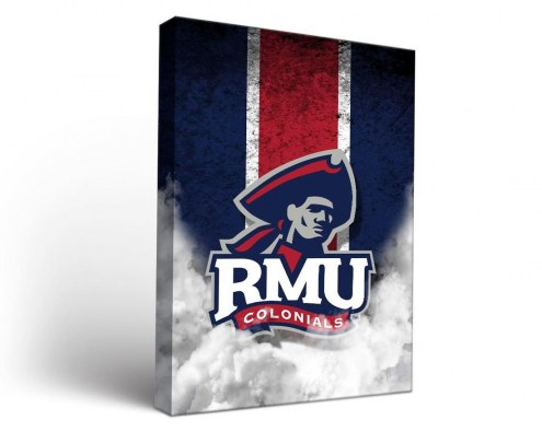 Robert Morris Colonials Vintage Canvas Wall Art