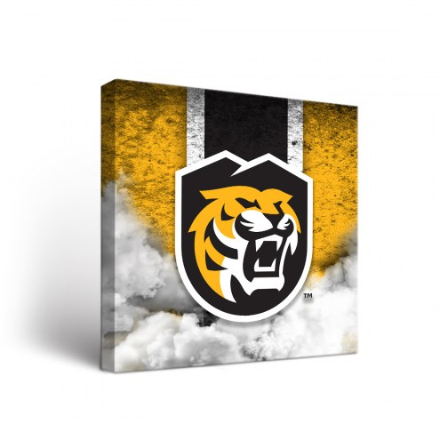 Colorado College Tigers Vintage Canvas Wall Art