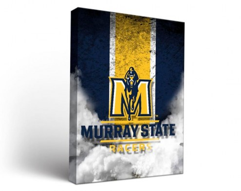 Murray State Racers Vintage Canvas Wall Art