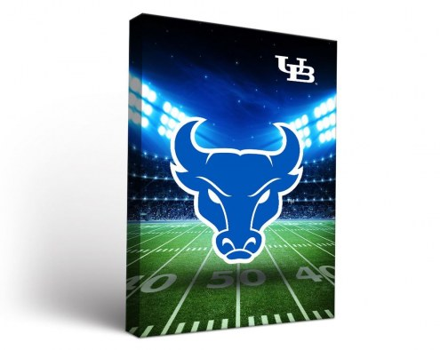 Buffalo Bulls Stadium Canvas Wall Art