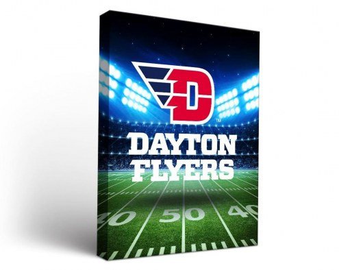 Dayton Flyers Stadium Canvas Wall Art