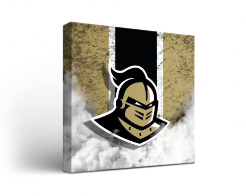 Central Florida Knights Vintage Canvas Wall Art