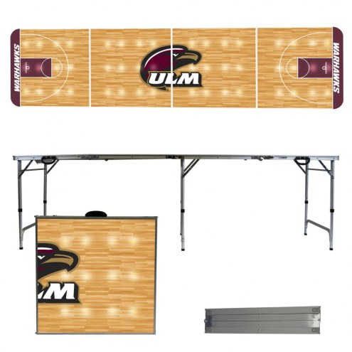 Louisiana Monroe Warhawks Victory Folding Tailgate Table