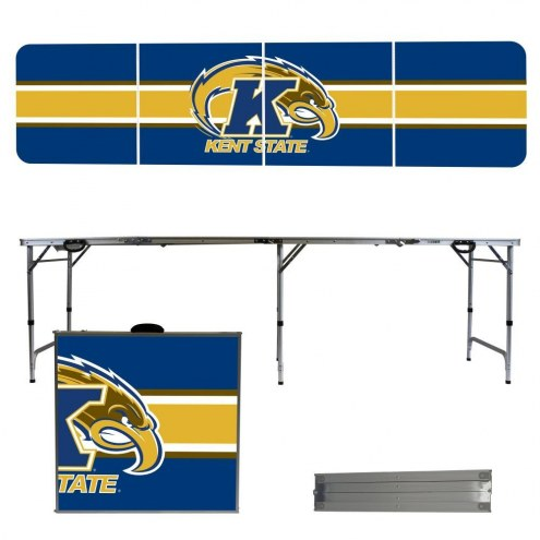 Kent State Golden Flashes Victory Folding Tailgate Table